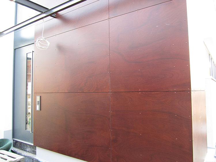 Fassadenverkleidung Mehlinger Gmbh Schreinerei Zimmerei