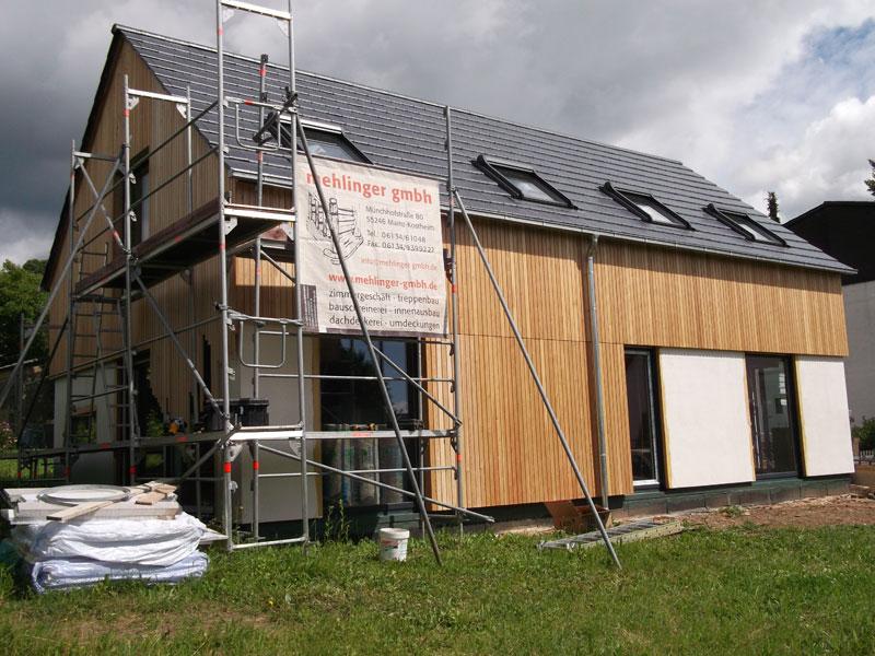 Holzrahmenbau Mehlinger Gmbh Schreinerei Zimmerei Dachdeckerei